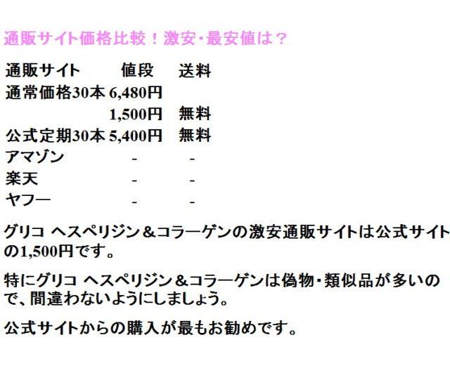 日本初!機能性表示のコラーゲンドリンク「ヘスペリジン&コラーゲン」通販サイト価格比較!激安・最安値は?