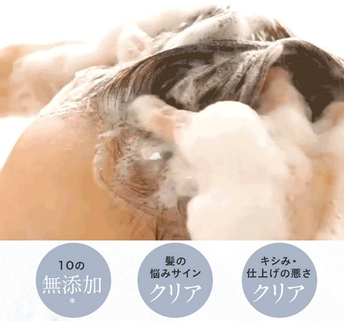 【haru黒髮スカルプシャンプー】100%天然由来のエイジングケアシャンプー