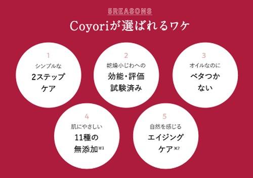 【こより Coyori】14日間ハリ体験セット!