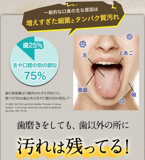 【ブレスマイルマウスウォッシュ】口臭対策&ホワイトニング